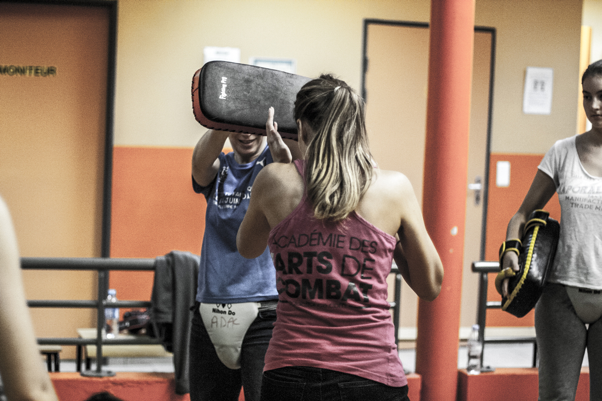 Amazon Training - Self Défense Féminine - ADAC
