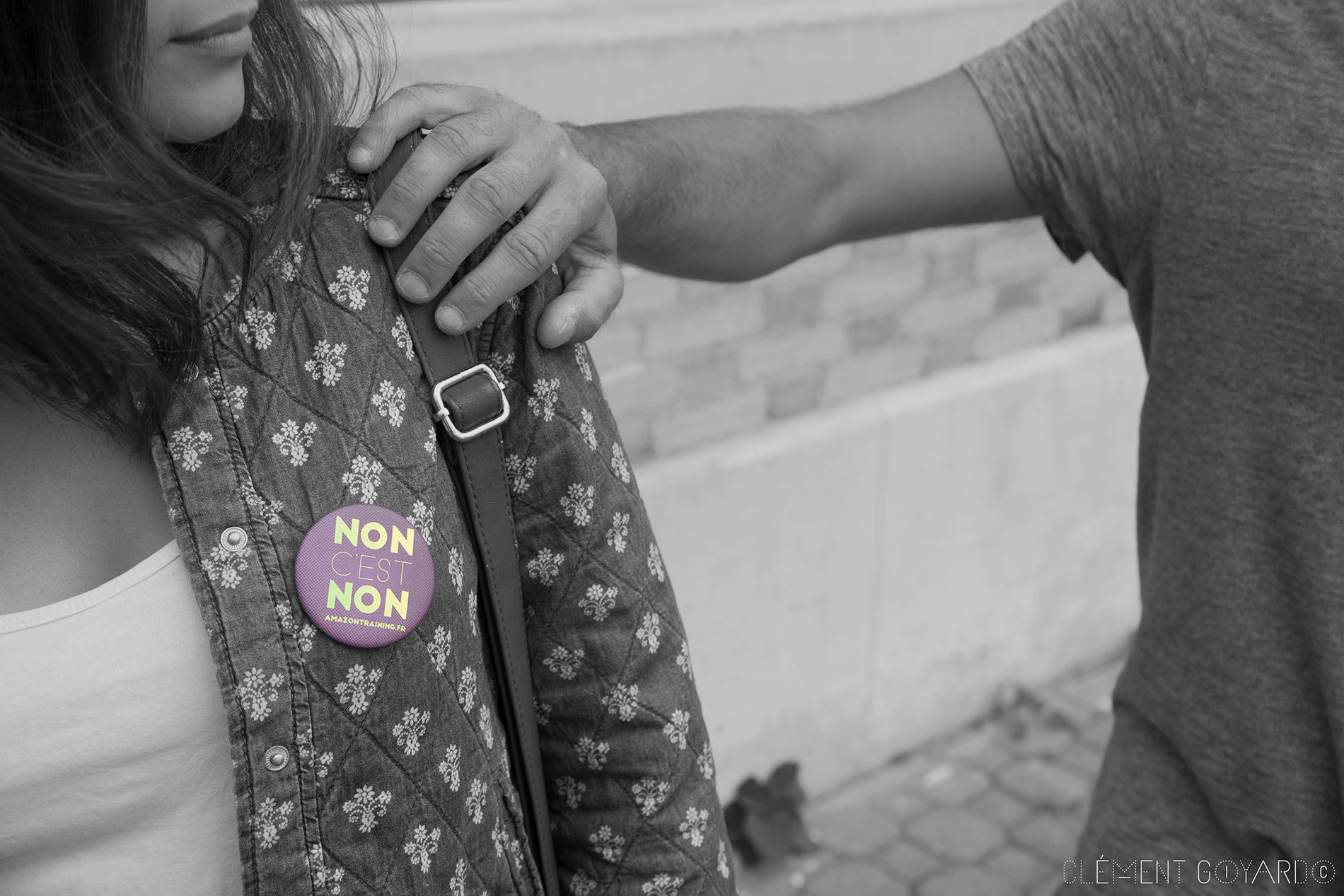 Amazon Training - Non c'est Non - Self Défense Féminine