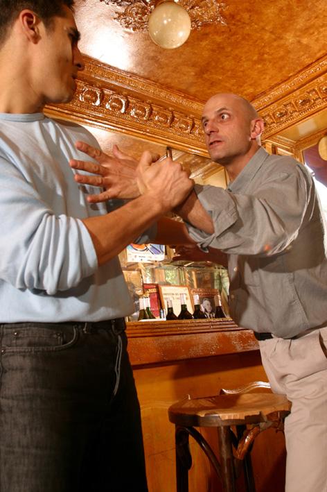Mise en Situation- Self Défense