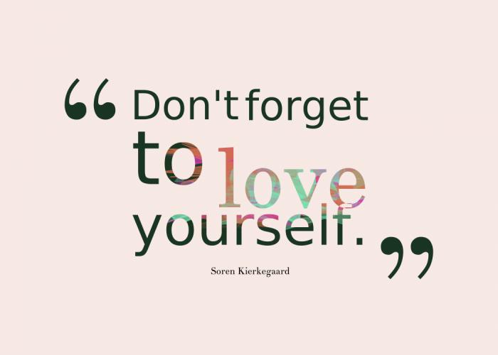 Apprendre à s'aimer dans sa parfaite imperfection