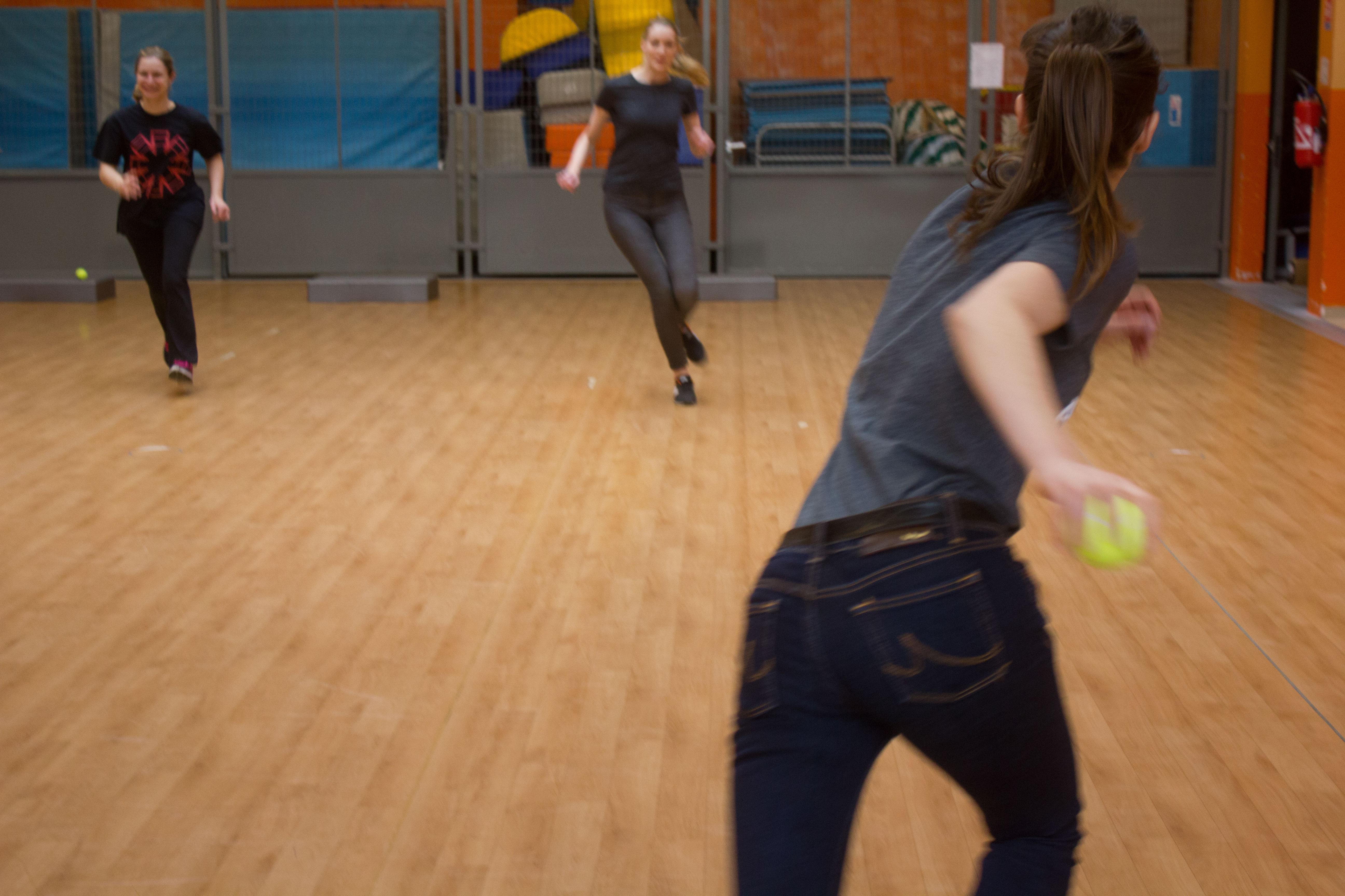 stage de préparation physique pour la self defense féminine